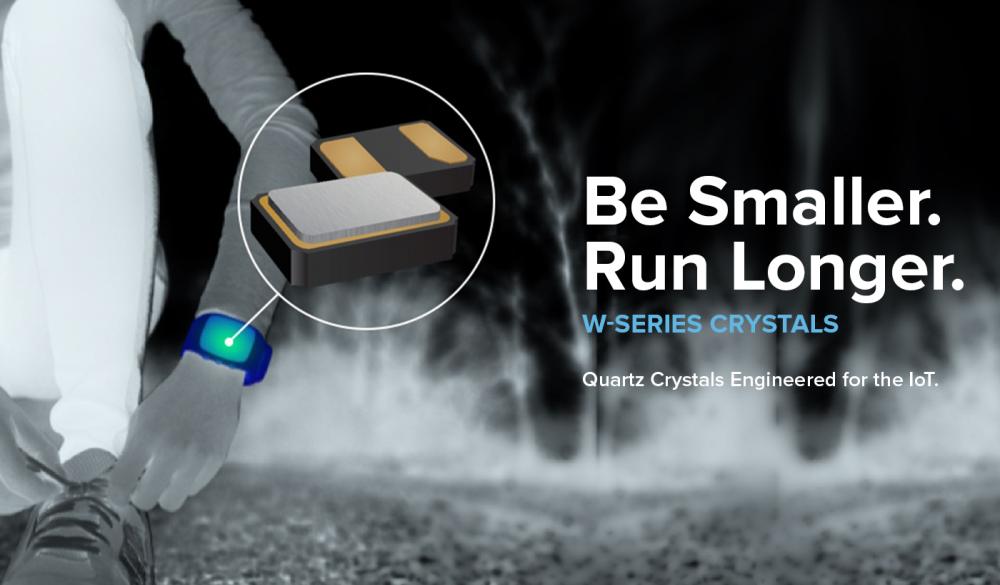 Iot Xtals Be Smaller