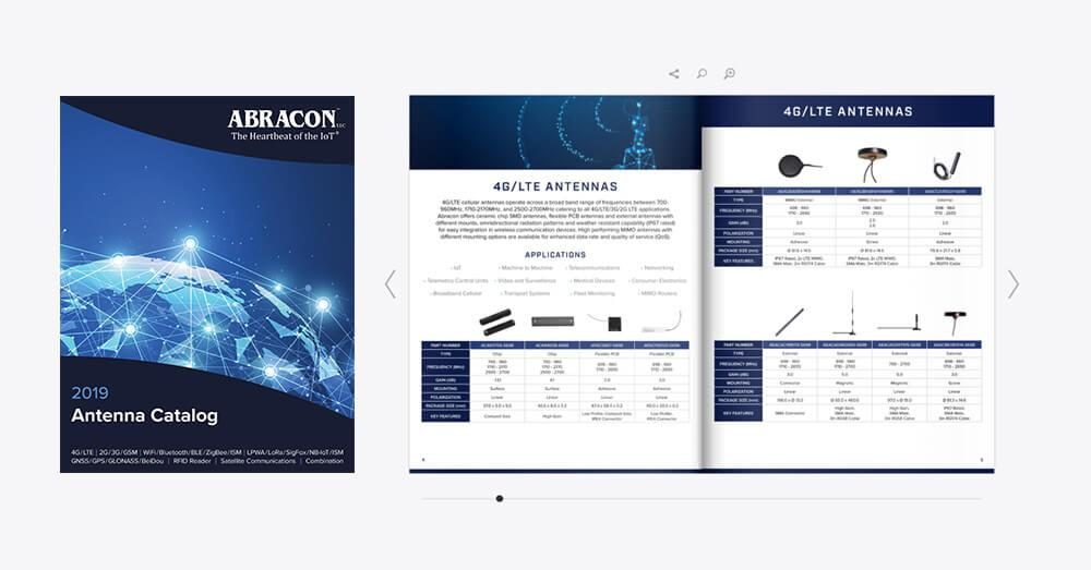 Abracon Antenna Catalog News