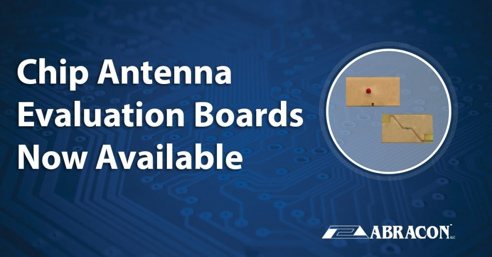 Chip Antenna Evaluation Boards Image