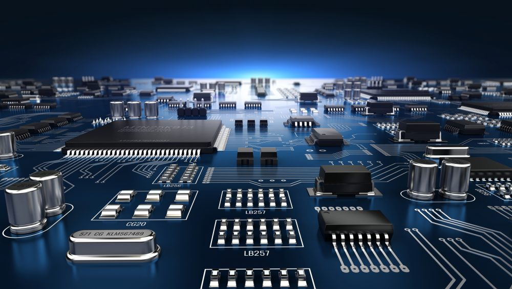Bigstock High Tech Electronic Pcb Prin 167594030