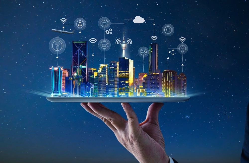 Iot Connected City