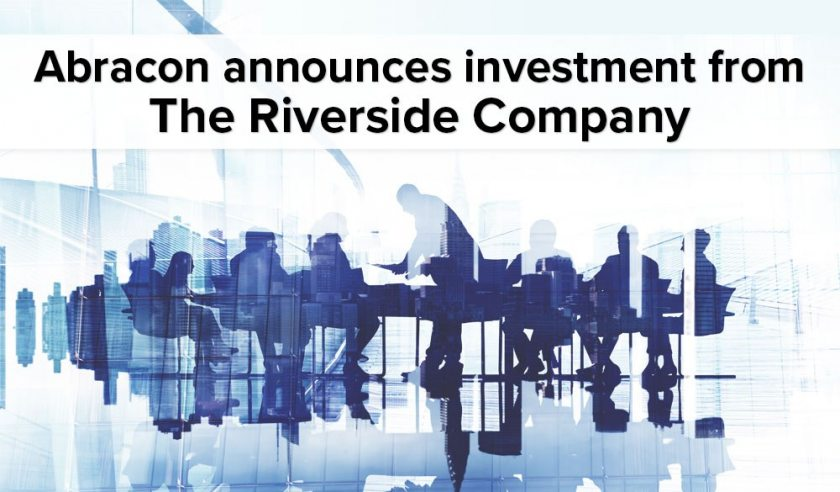 Riverside Company Investment Announcement Press Release