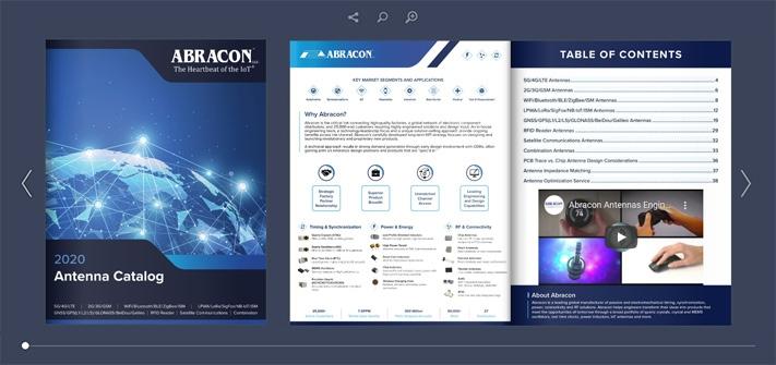 Interactive Antenna Catalog