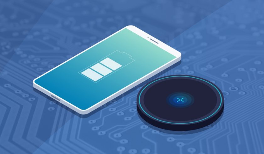 Wireless Charging App Web