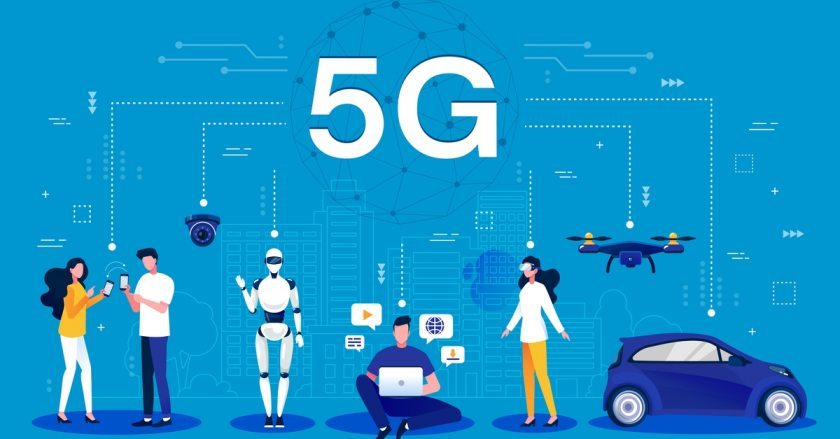 5G And Mimo Applications Product Graphic