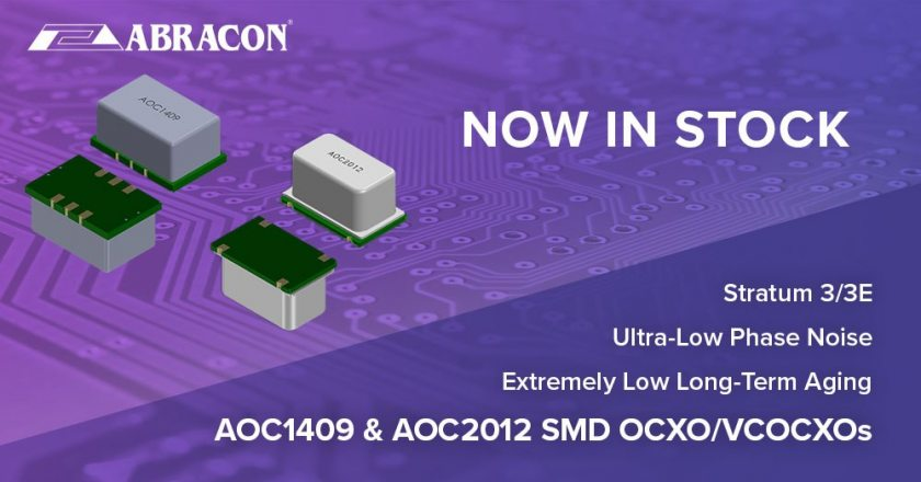 Aoc2012 And Aoc1409 Ocxos Precision Timing Npi Announcement