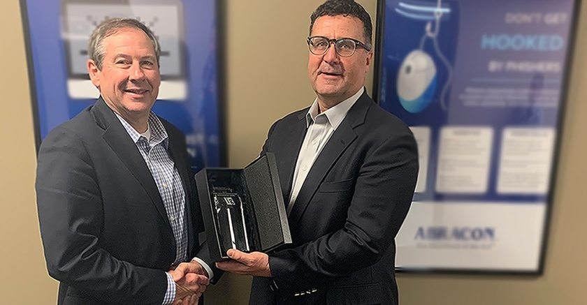 Rep One 2019 Sales Acceleration Award