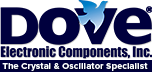 Dove Electronic Components Logo