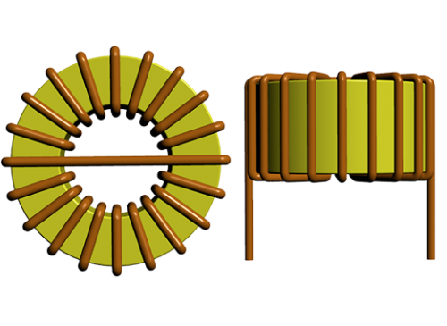 Thoroid Inductors